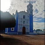 Parroquia de la Asunción de Maria (Molcaxac) Estado de Puebla,México