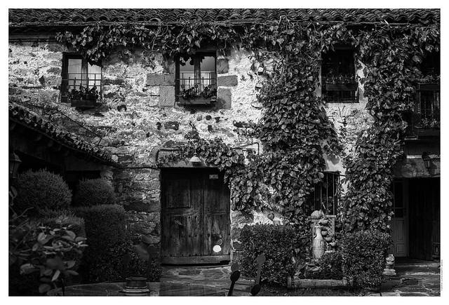 Rural tourism. Molinos de Razón, Soria