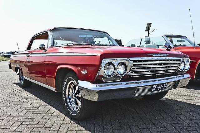 Chevrolet Impala Sport Coupé 1962 (4036)