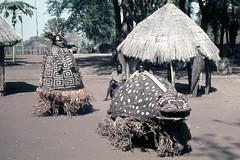 ZM Zambia Livingston arts and crafts village - 1965 (W65-A72-17)