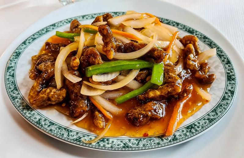 Tai Chi Shredded Beef