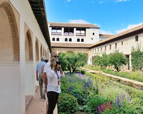 Shooting Alhambra