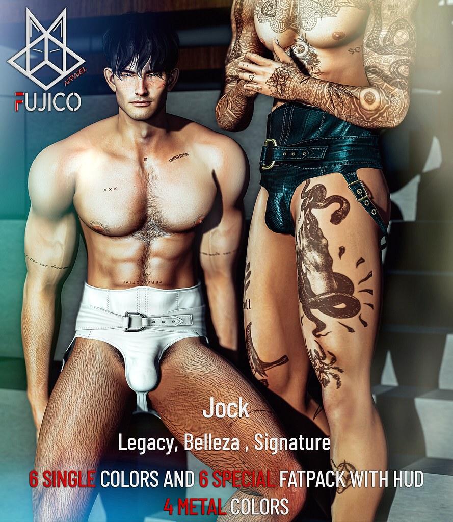 Fujico Jock – NEW RELEASE @ MAN CAVE Event!