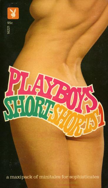 Playboy Press 16221 - Playboy's Short-Shorts 1