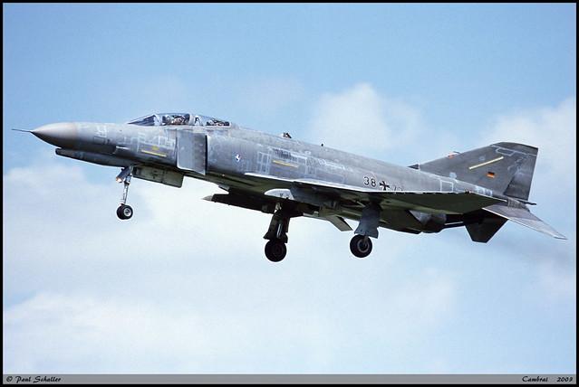 F4 F 38+73 72-1283 JG72 Cambrai juin 2003