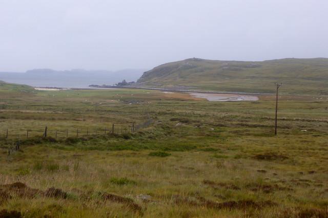 Allt Loch Choire near Opinan