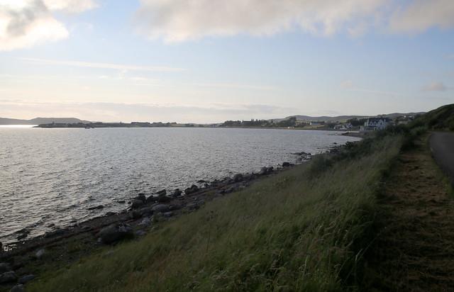 The coast at Aultbea