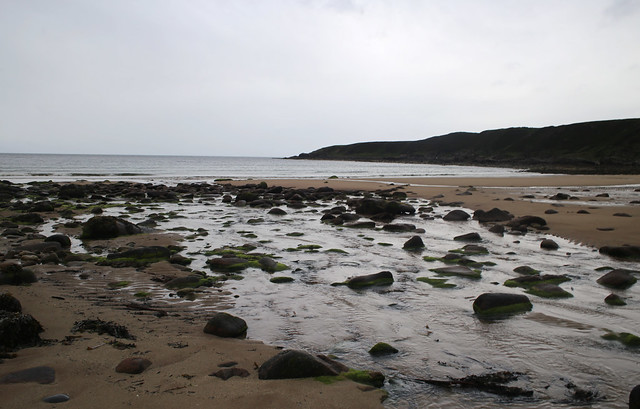 Slaggan beach