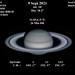Saturn IRRGB - 9 Sept 2021