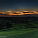 Sunset over Bradfield