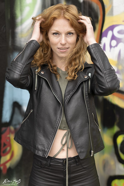 Marieke: Graffiti