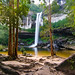 Huay Luang waterfall - Pujong Nayoi National Park - Thailand