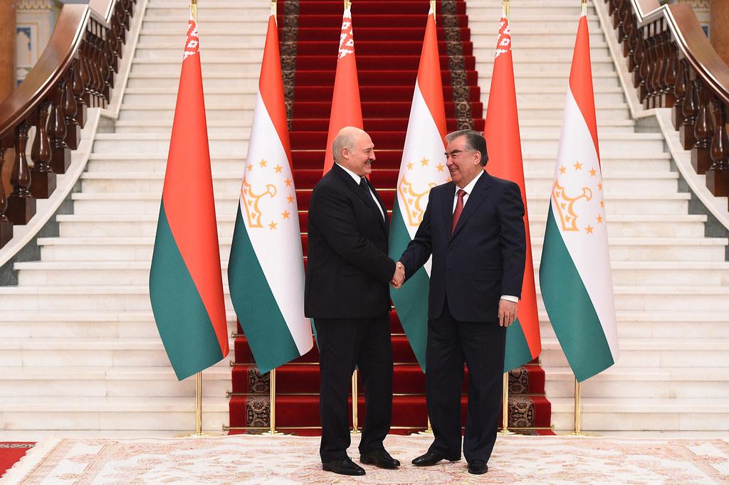 Мулоқот бо Президенти Ҷумҳурии Беларус Александр Лукашенко 15.09.2021