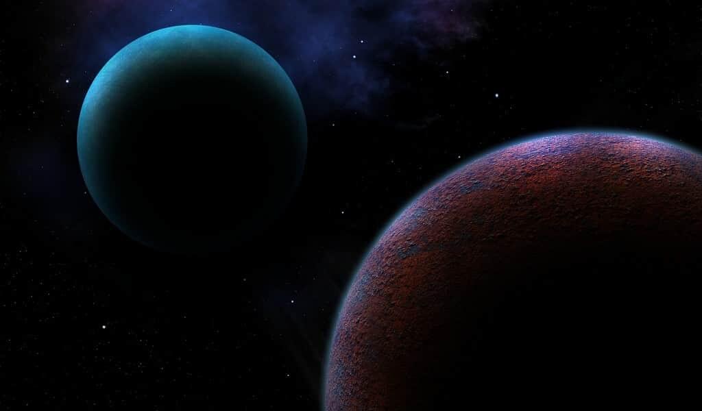 Une possible découverte d'une lune autour d'une planète sans étoile