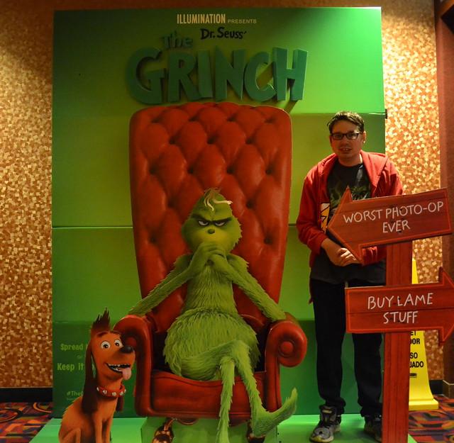 The Grinch Movie Prop