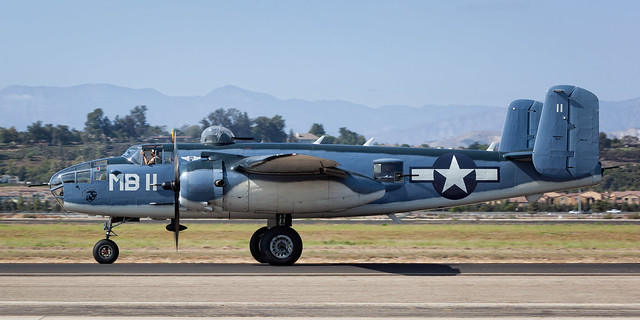 North American PBJ-1J Mitchell