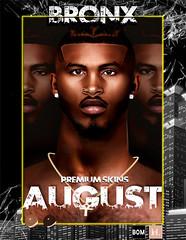 Bronx. August @ BRONX POP UP