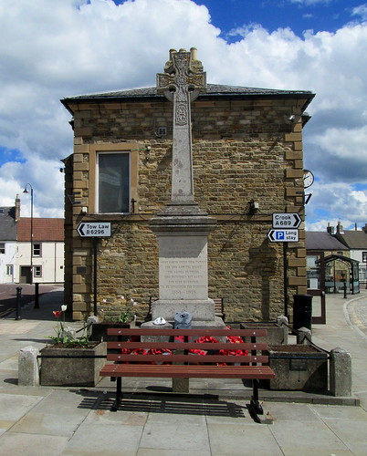 Wolsingham War Memorial
