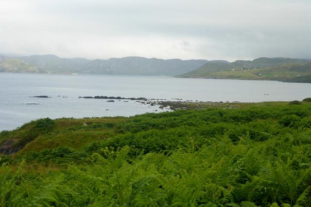 THe coast near Laide