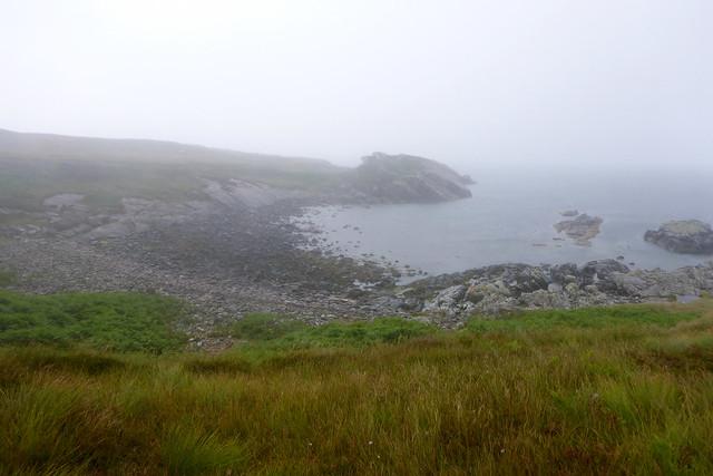 The coast near Opinan