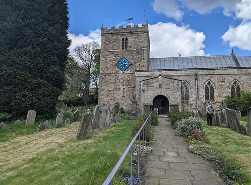 St Mary's and St Stephen's Church, Wolsingham