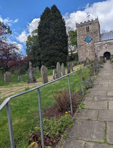 St Mary's and St Stephen's Churchyard, Wolsingham