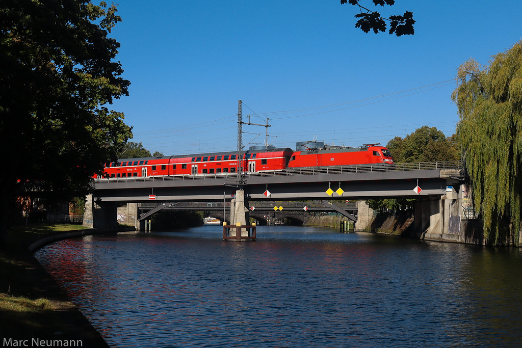 DBR 182 014, Berlin-Bellevue