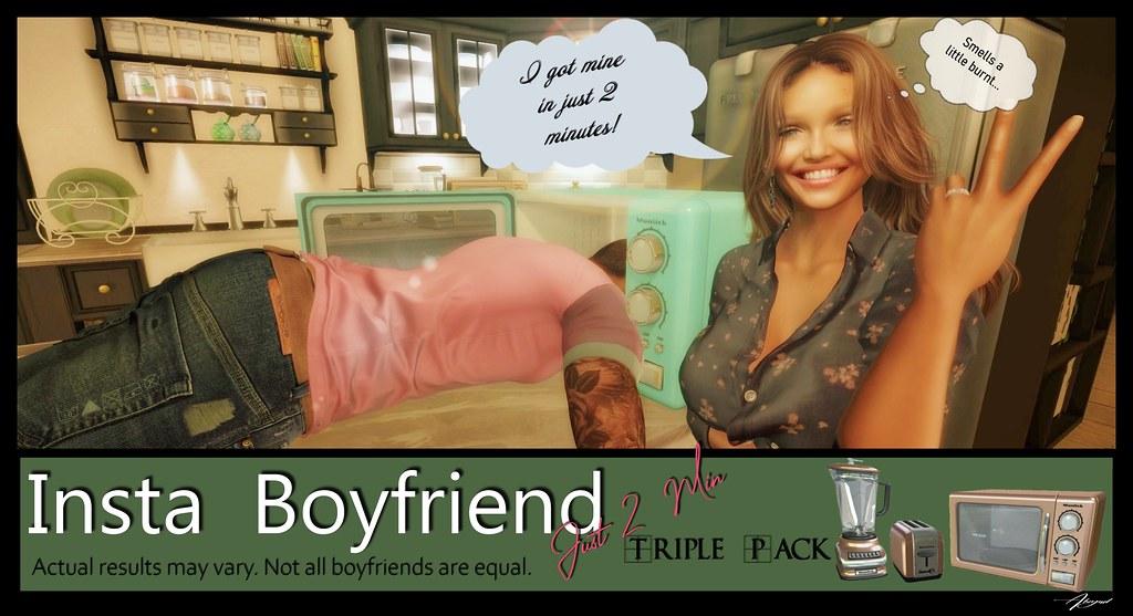 Insta Boyfriend - Ready in Just 2 Min!