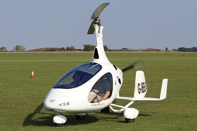G-IBBJ RotorSport UK Cavalon RSUK/CVLN/031 Private