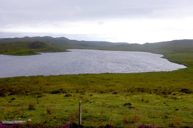 Loch na Beiste near Achgarve