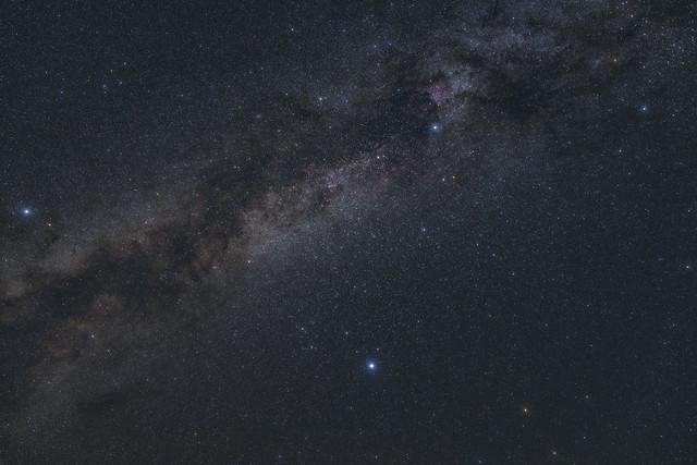 Lyra and Cygnus