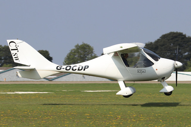 G-OCDP Flight Design CT SW 06-08-22