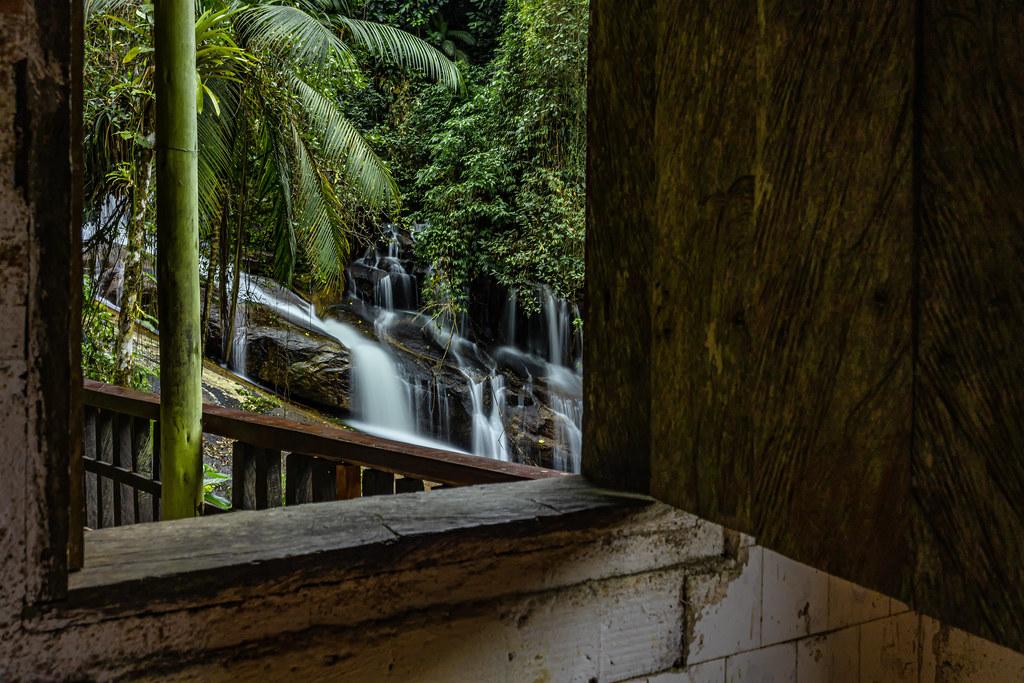 Cacheira da Pedra Branca - Paraty - RJ