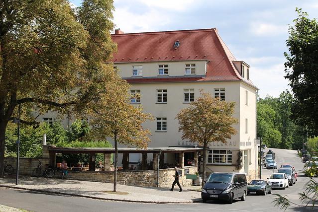 Dresden: Gartenstadt Hellerau - Kaffee Hellerau