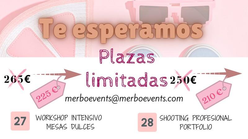 Workshop Mesas Dulces Merbo Event