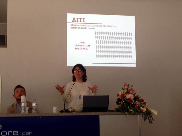Presentazione A.I.T.I., Università di Reggio Calabria, 8 maggio 2017