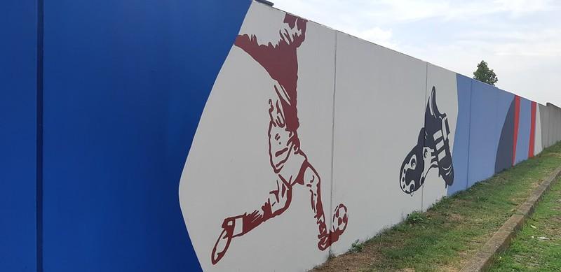 Inaugurato allo stadio Bolognini il tributo a Edmondo Fabbri