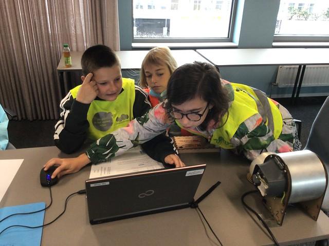 6de leerjaar - Uitstap hernieuwbare energie - Dats