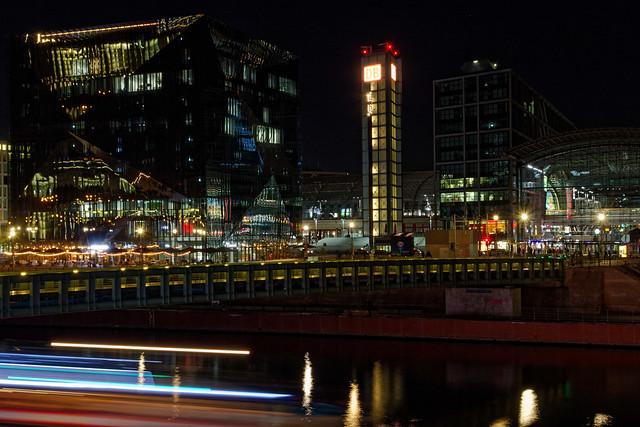 Berlin Washingtonplatz