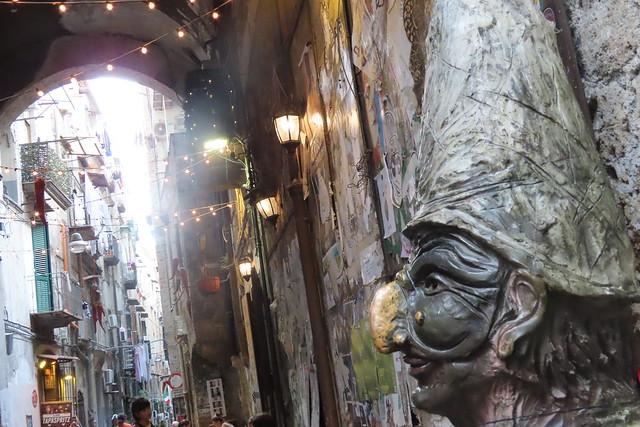 Maschera Napoli