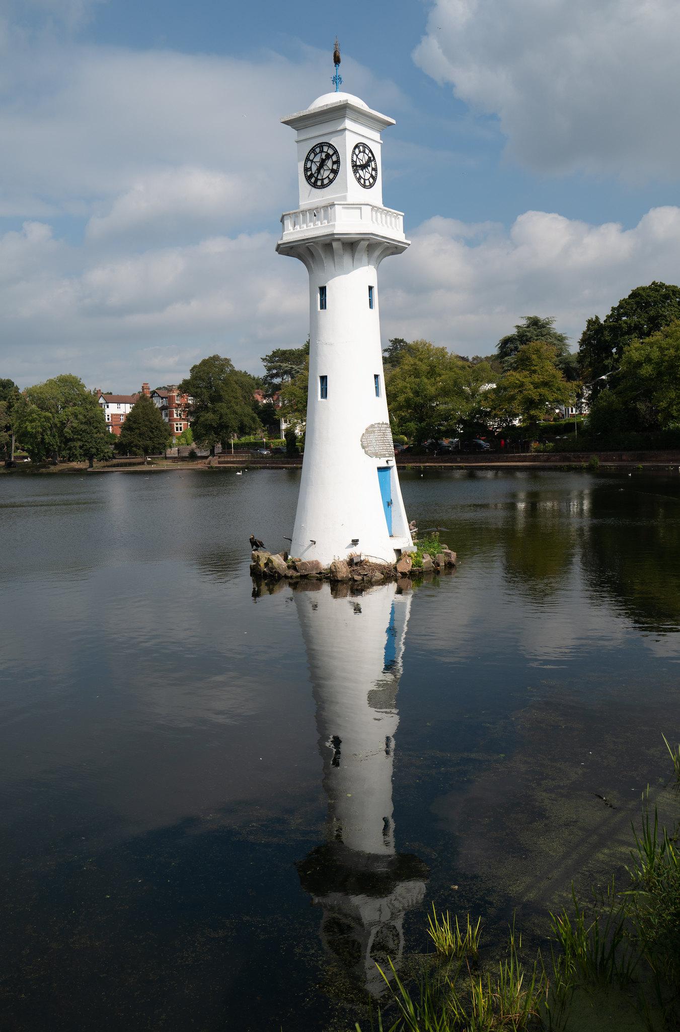 Scott Lighthouse memorial