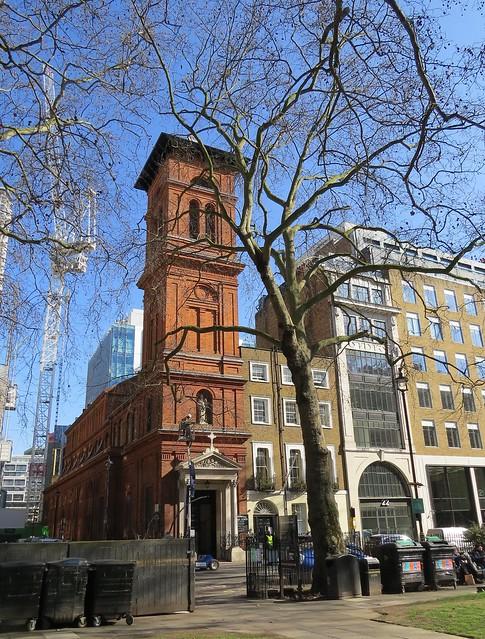 UK - London (St Patrick's Catholic Church)