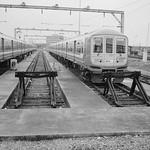 19880319_023: 319006 & 319021 at Bedford