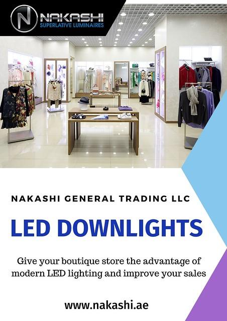 LED Downlights Manufacturer and Supplier
