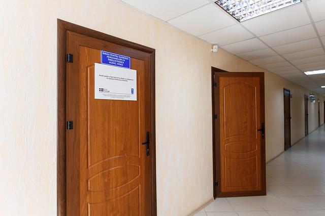 În Cimișlia a fost creată prima cameră specială de audiere cu înregistrare audio-video