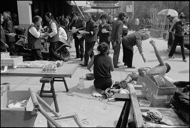 2011.10.08.[8] Zhejiang WuHang town Lunar September13 Changchun Temple festival (Second shot) 浙江五杭镇九月十三长春庙节(第二次拍摄) -83