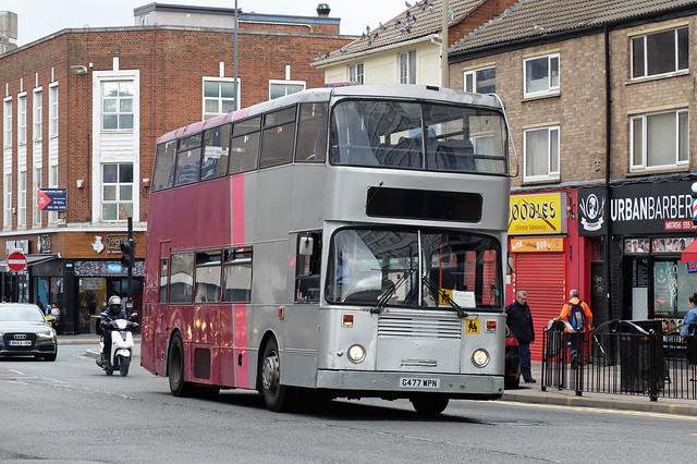 A La Carte G477 WPN, Leicester