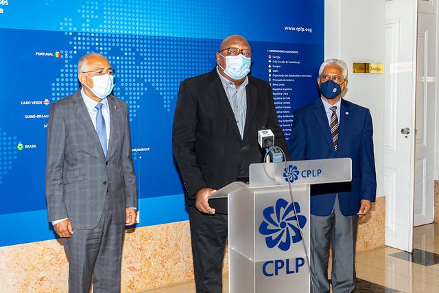 Secretário Executivo reúne com Embaixador da Boa Vontade da CPLP_ (23)