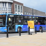 DNW 33032 @ Bolton Interchange