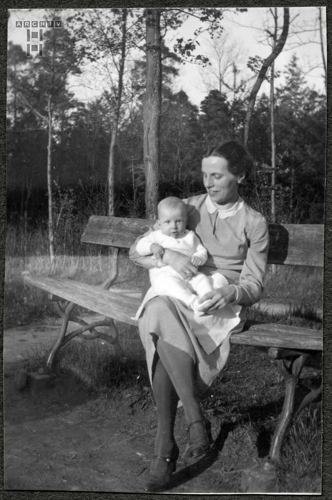 ArchivTappen24Album7o23 Säugling, Gerhard Lobermeyer, Augsburg, 1930er
